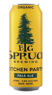 Big Spruce Kitchen Party