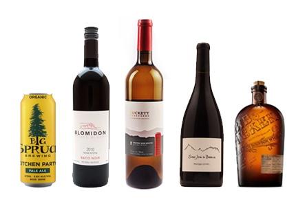 Bishop's Cellar Bottles