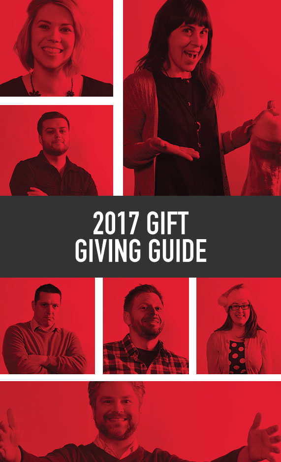 2017 Gift Giving Guide